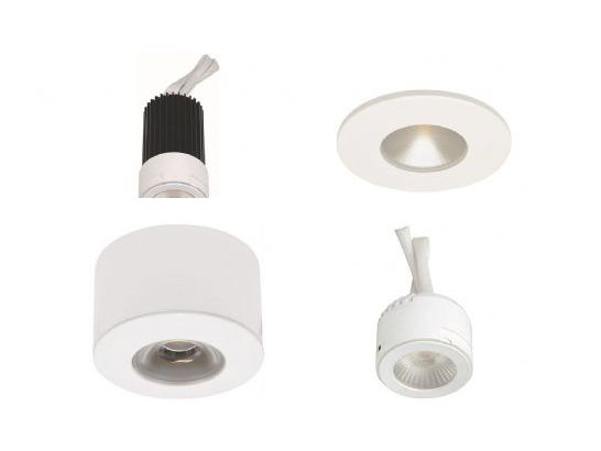 Downlight LED 12/24V