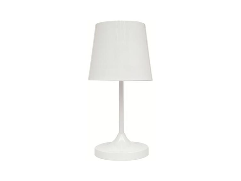 Bordslampa Alice, Vit, E27