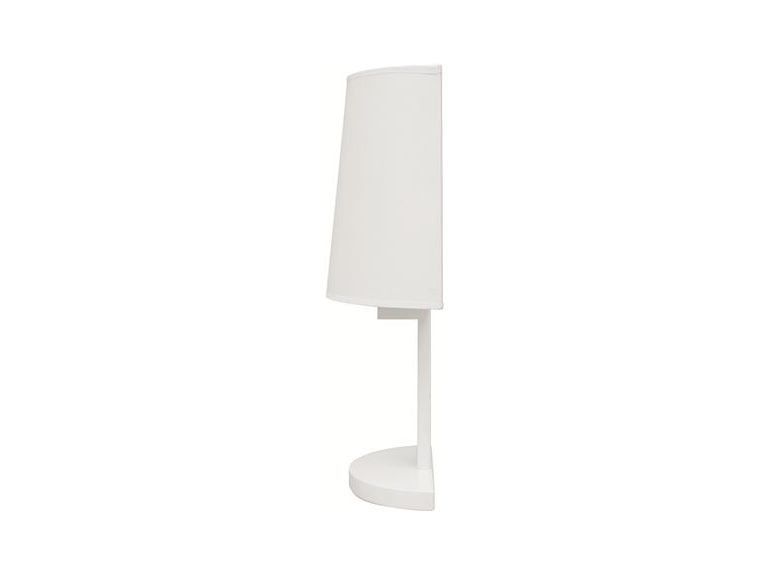 Bordslampa Basic, 40W, E14, Vit