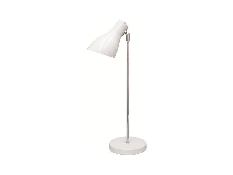 Bordslampa Mila, Vit, E27 | ean 7392529102833