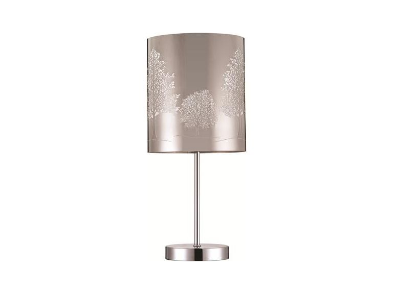 Bordslampa Oak, Krom, E27 | ean 7392529112054