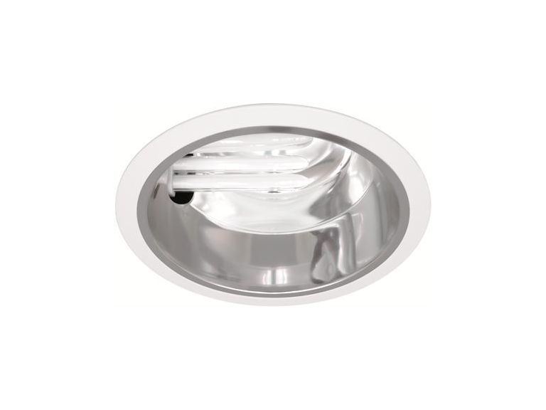 Downlight Ariel, 230V, Vit, 2x13W, IP20