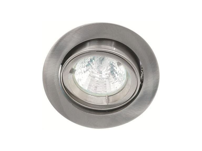 Downlight MD-23, 12V, Satin/silver, IP21