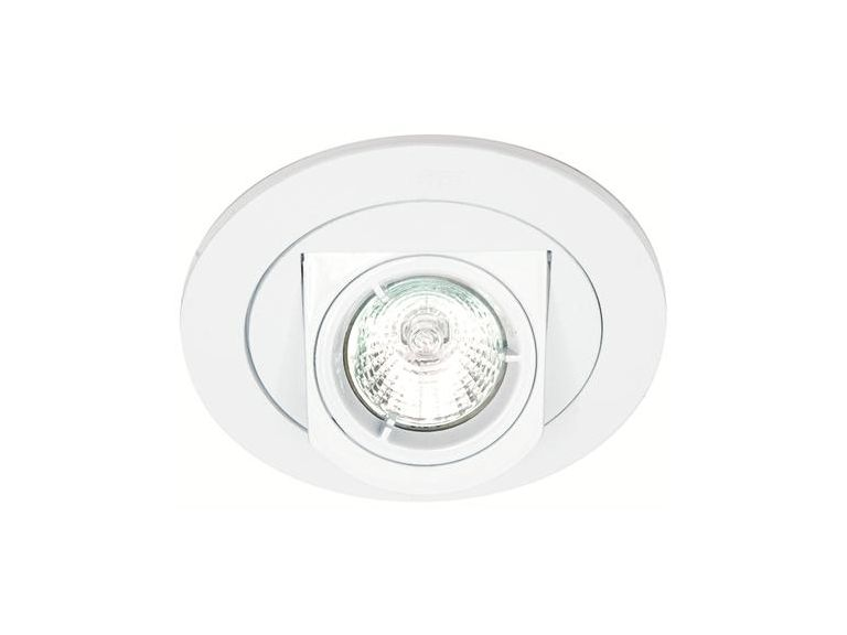 Downlight MD-28, 12V, Vit, IP21