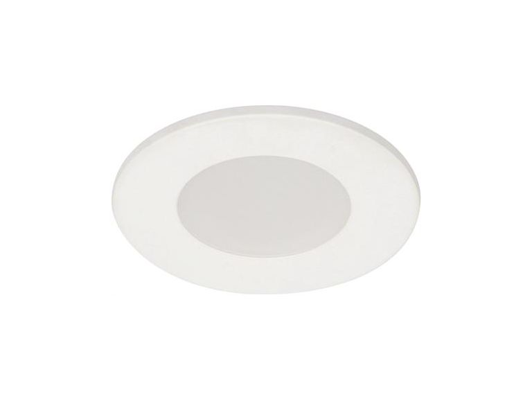 Downlight MD-305, LED, 2,2W, 700mA, Vit, IP21
