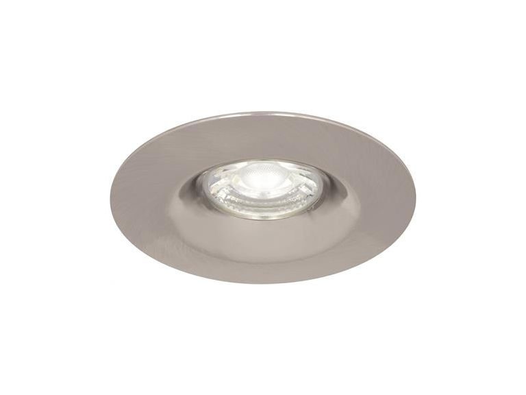 Downlight MD-540, 6W, 230V dimbar, Satin, IP65