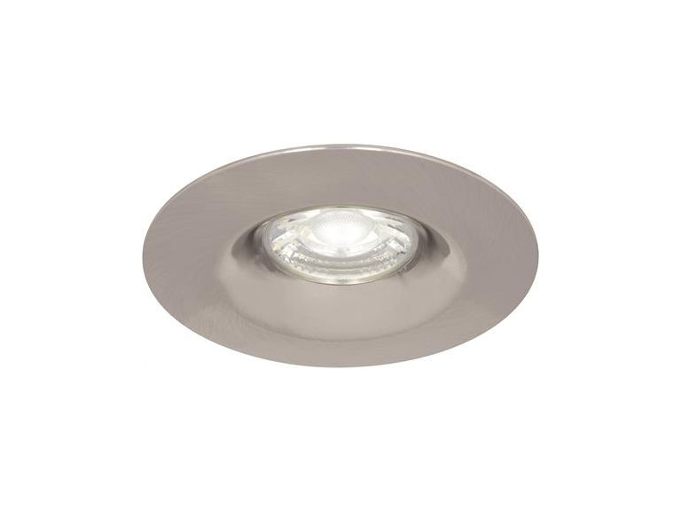 Downlight MD-540, LED, 6W, Satin, IP44