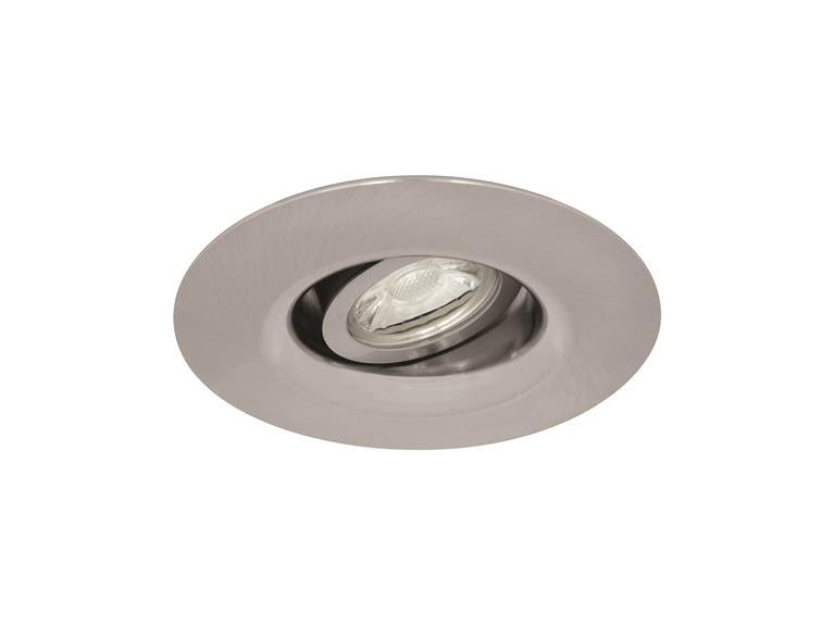 Downlight MD-550, 6W, 230V dimbar, Satin, IP65