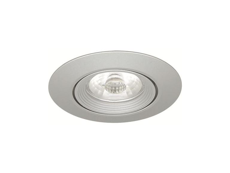 Downlight MD-69, LED, 6W, Silver, IP21