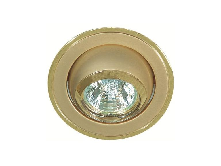 Downlight MD-87, Antikmässing, 12V, 20W, G4, IP21