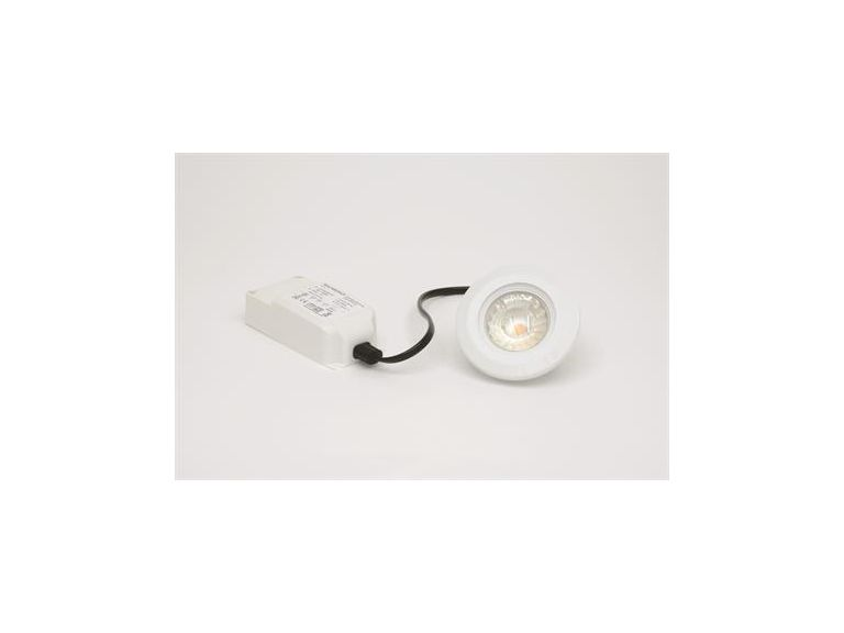 Downlight MD-99, LED, 7W, 230V, Vit, IP44
