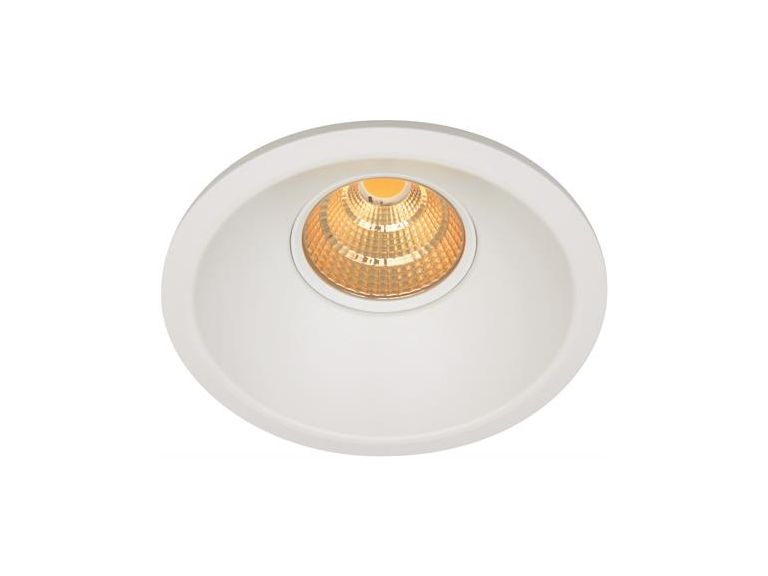 Downlight  MD-990, 13W, 230V, Vit, IP44