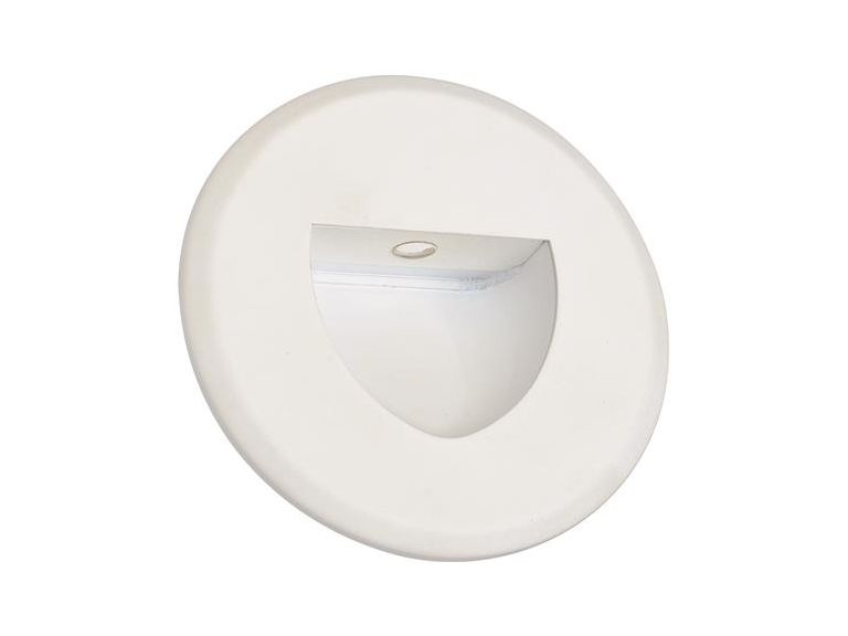 Downlight Round I, LED, Infälld, 3,15W, Vit, IP21