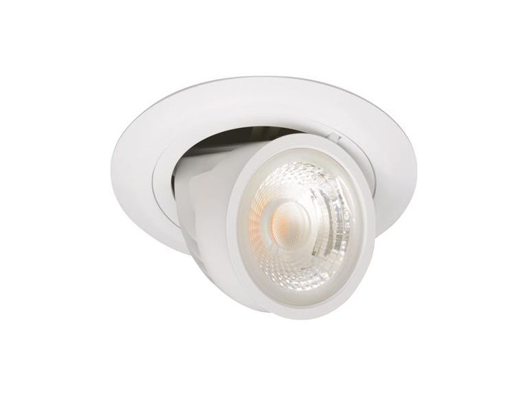 LED-downlight MD-780, 20W, Vit, IP21