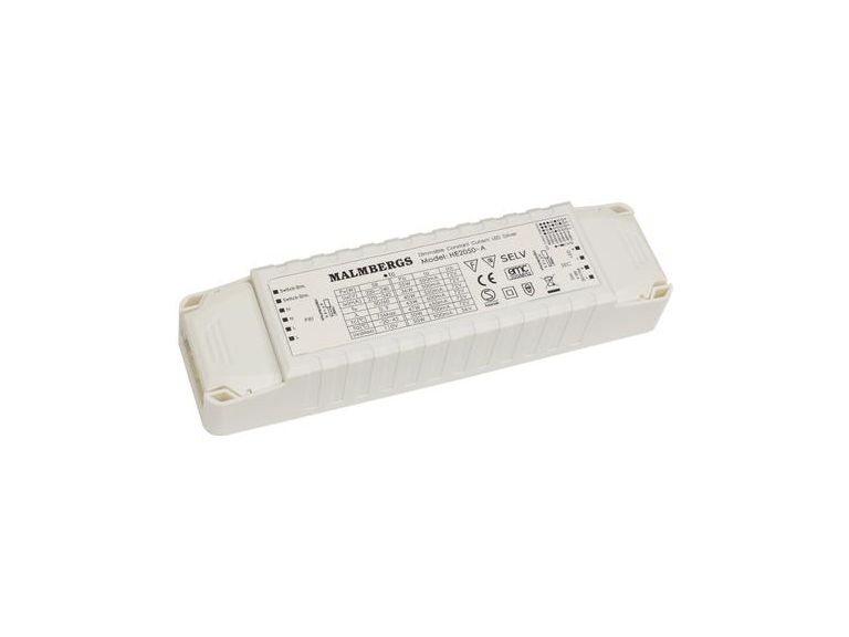 LED-driver, Malmbergs, 56W
