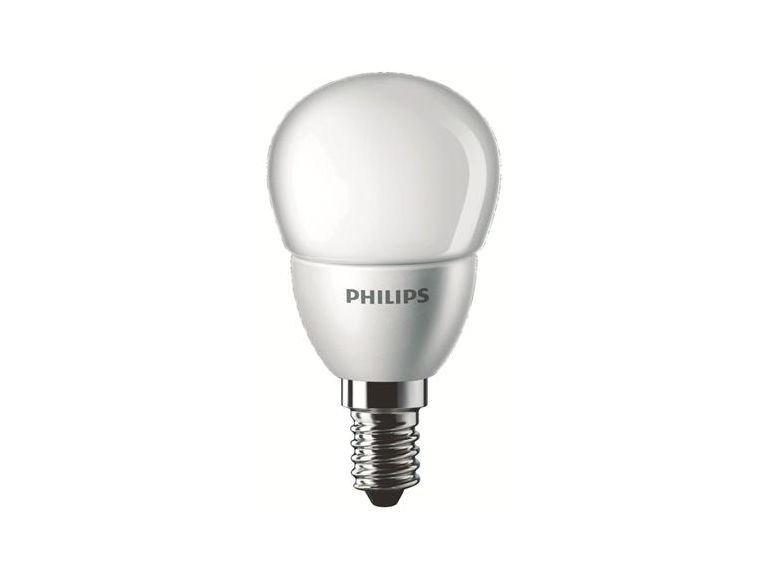 LED-lampa, Klot, 4W, E14, Matt, Ph