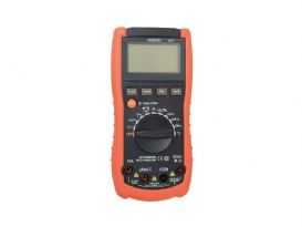 Digital multimeter, CATIII 600V