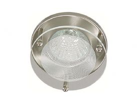 Downlight MD-34, 12V, Satin/silver, IP21