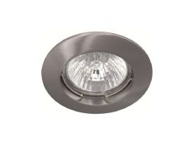 Downlight MD-64, 230V, Satin/silver, IP21