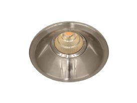 Downlight  MD-990, 13W, 230V, Satin, IP44
